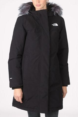 The North Face Down Arctic black