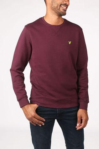 Lyle & Scott Pullover 2002-Ml424Vtr Bordeaux / Maroon