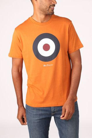 Ben Sherman T-Shirt 2002-Ts0059935 rust