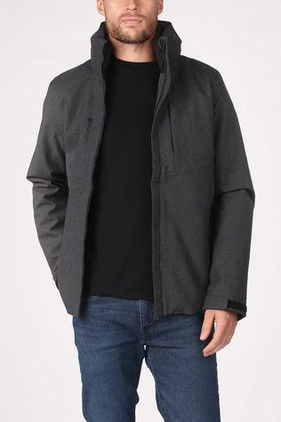 Lafuma Coat Access Heather 3In1 Fleece dark grey