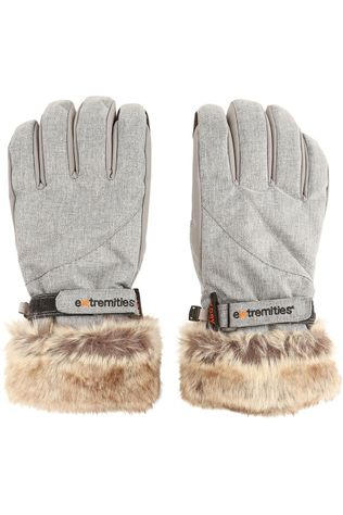 Extremities Glove Marwood Light Grey Marle