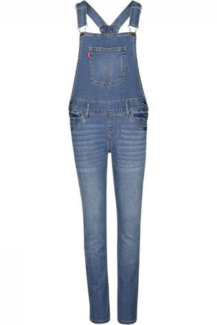 Levi's Kids Jumpsuit Lvg Girlfriend Overall Denim / Jeans/Middenblauw (Jeans)