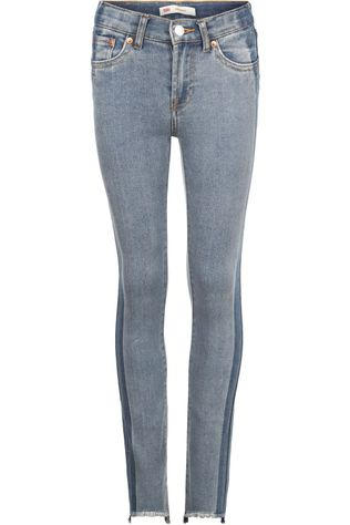 Levi's Kids Jeans Lvg Girlfriend Denim / Jeans/Assorti / Mixte
