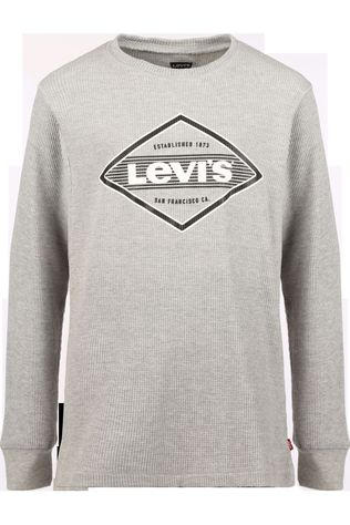 Levi's Kids T-Shirt Lvb Thermal Light Grey Mixture