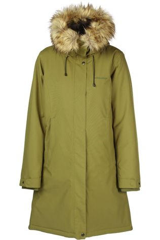 Ayacucho Coat Kiruna Eco Parka W light khaki