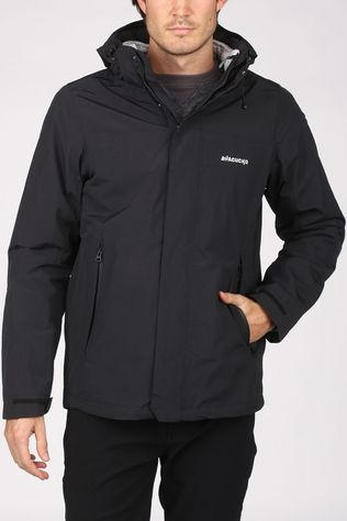 Ayacucho Manteau Sherwood 3In1 Noir