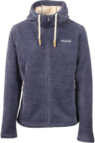 Ayacucho Fleece Tallinn Hoody W dark blue