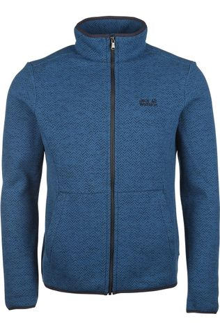 Jack Wolfskin Fleece Patan Moonrise Blauw