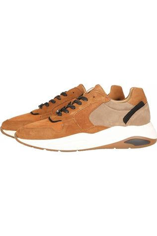 Scapa Sneaker 21/2353 Camel Brown/Taupe