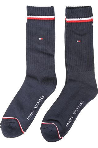 Tommy Hilfiger Socks Sock Iconic dark blue/royal blue