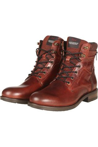 River Woods Boot Faber dark brown