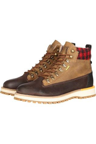 Camel Active Boot Pilgrim1 dark brown