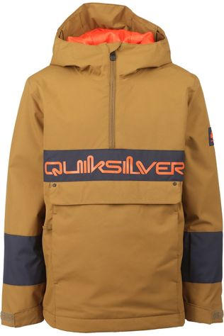 Quiksilver Jas Steeze Youth Jk Middenkaki