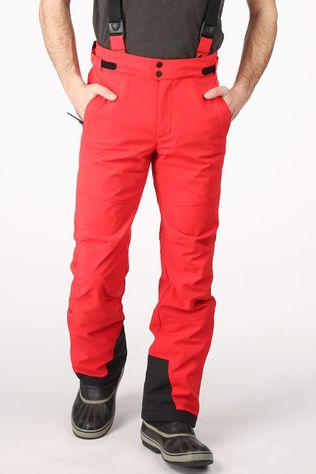 Poivre Blanc Ski Pants Stretch Ski Pant red