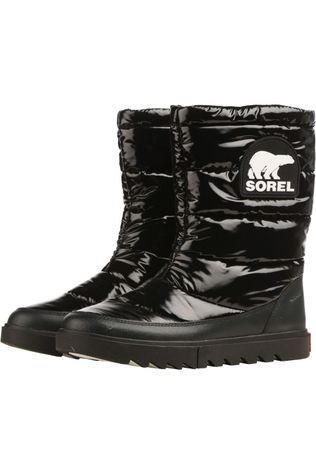 Sorel Botte Après-Ski Joan Of Arctic Next Lite Mid Puffy Noir