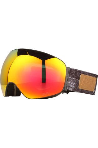 Aphex Ski Goggles XPR black/red