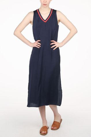 Pepe Jeans Dress Idara Navy Blue
