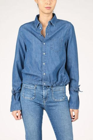 Pepe Jeans Shirt Allison Dark Blue (Jeans)