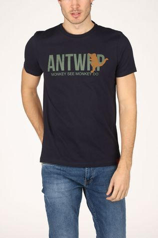 Antwrp T-Shirt Bts009-L003S dark blue