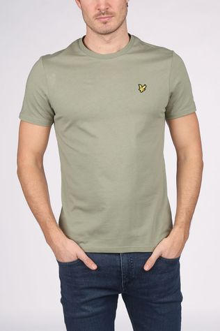 Lyle & Scott T-Shirt Ts400 Kaki Clair