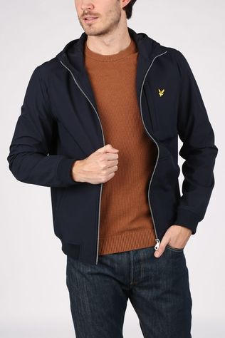 Lyle & Scott Coat Jk1424 dark blue