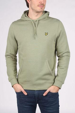 Lyle & Scott Trui Ml416 Middenkaki
