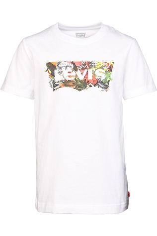 Levi's Kids T-Shirt Lvb Ss Graphic Blanc