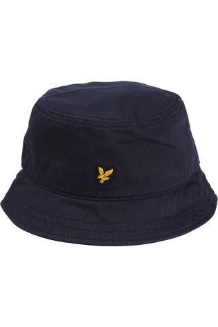 Lyle & Scott Hoed Bucket Hat Donkerblauw