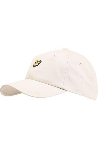 Lyle & Scott Pet Baseball Cap Taupe