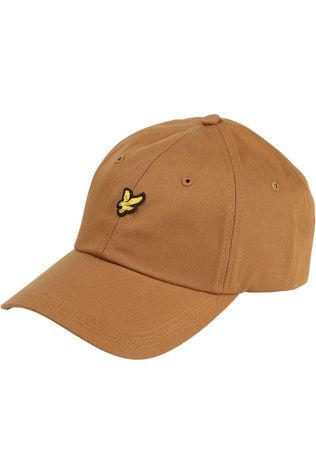 Lyle & Scott Pet Baseball Cap Middenbruin