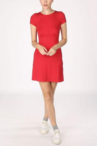 King Louie Dress Duffy Mii Little Dot red