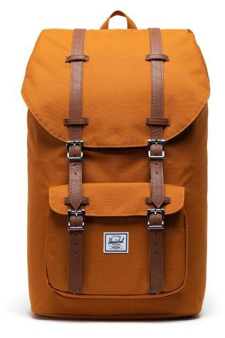 Herschel Supply Rugzak Little America Classics Brons
