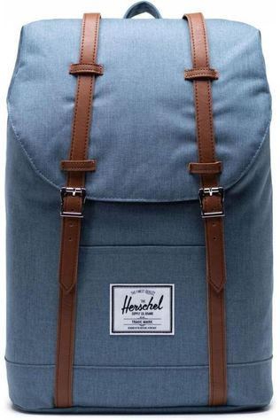 Herschel Supply Rugzak Retreat Middenblauw (Jeans)