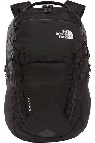 The North Face Dagrugzak Surge 31L Zwart
