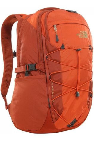 The North Face Dagrugzak Borealis 28L Oranje/Middenrood