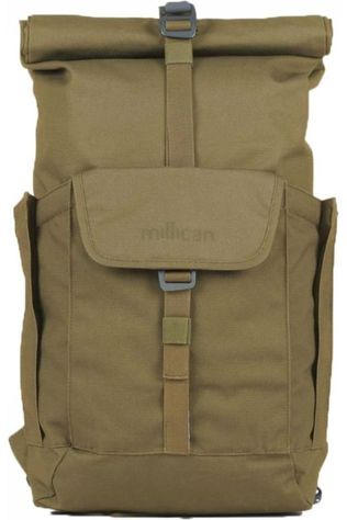 Millican Sac À Dos Smith The Roll Pack 15 L WP Kaki Moyen