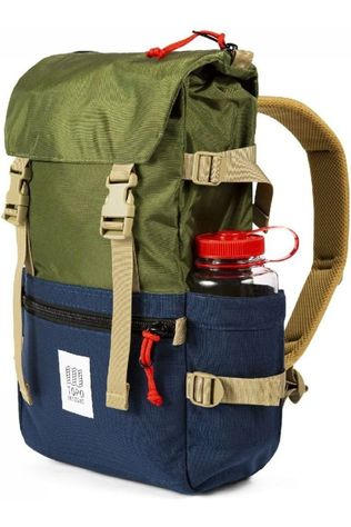 Topo Designs Daypack Rover Pack Classic mid green/dark blue