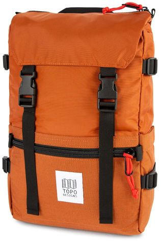 Topo Designs Daypack Rover Pack Classic Camel Brown