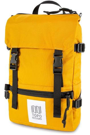 Topo Designs Daypack Rover Pack Mini yellow