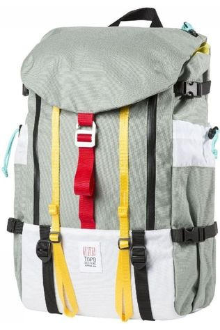 Topo Designs Daypack Mountain Pack Silver/Assorted / Mixed