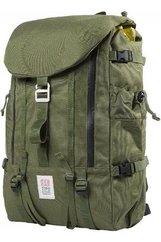 Topo Designs Daypack Mountain Pack mid green