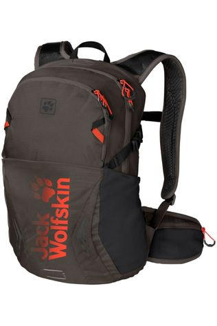 Jack Wolfskin Daypack Moab Jam 18 dark brown/orange