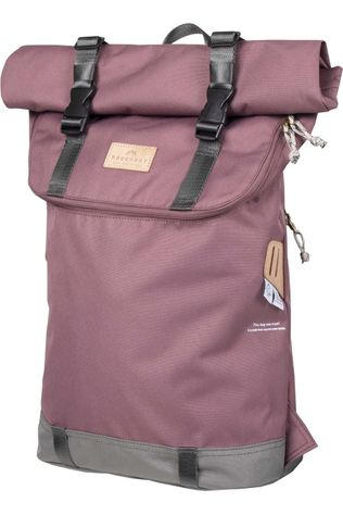 Doughnut Daypack Christopher 18L mid purple/yellow