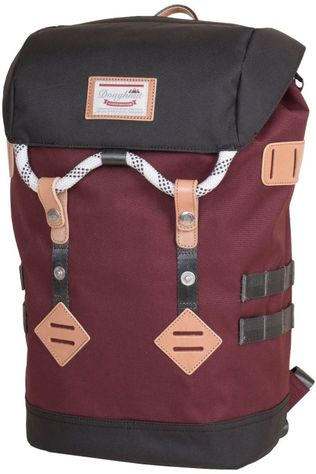 Doughnut Daypack Colorado Small 15L Bordeaux / Maroon/Dark Grey