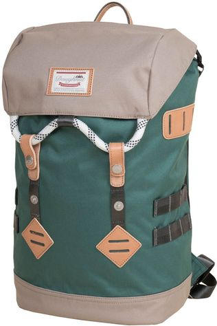 Doughnut Daypack Colorado Small 15L Petrol/Light Brown