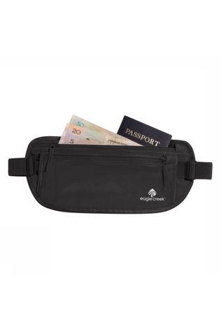 Eagle Creek Sac de Sécurité Uc Silk Money Belt Noir