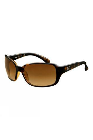 Ray-Ban Bril RB4068 mid brown