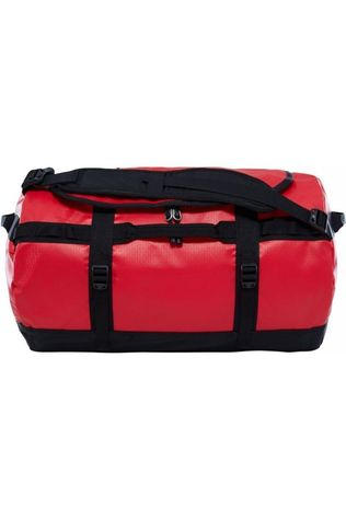 The North Face Reistas Base Camp Duffel S/50L Middenrood/Zwart