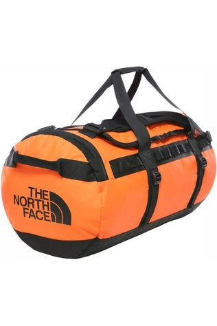 The North Face Reistas Base Camp Duffel M/71L Oranje/Zwart