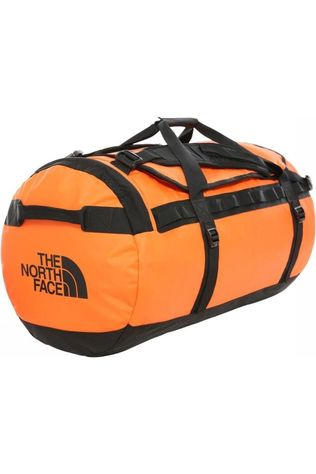 The North Face Reistas Base Camp Duffel L/95L Oranje/Zwart